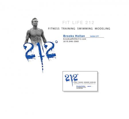FitLife 212 Branding