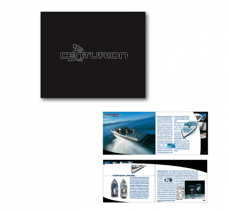 Centurion Boats 2001 Brochure