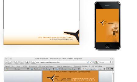 Fuse Integration Branding